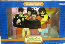 The Beatles, Yellow Submarine Ornament by Kurt S. Adler