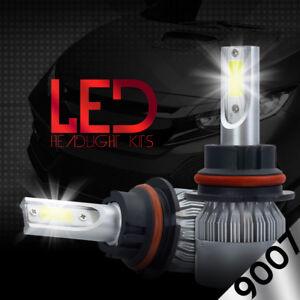NEW 9007 HB5 6000K White 8000LM CREE LED Headlight Bulbs Kit High & Low Beam