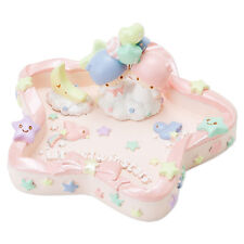 2013 Sanrio LITTLE TWIN STARS Star Shape Ceramic Accessory Dish