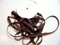 Brown Seam Binding x 100 Yards, Rayon Seam Binding, Unbranded, Brown 19