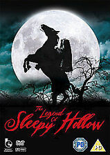 The Legend of Sleepy Hollow DVD New & Sealed