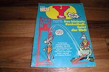 YPS Comic  # 35 mit:  ALADIN + INDIANER (Hans Kresse) + Kampf ums schwarze Gold