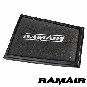 RamAir - Filtro de aire tipo panel de espuma Renault Megane 3 RS 250 265 Trophy