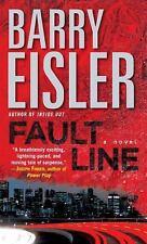 Fault Line: A Novel by Eisler, Barry