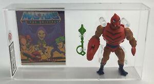 MOTU Vintage Loose Clawful with Comic Series 3 France Mattel 1984 UKG 85%