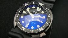 VINTAGE Seiko Divers 6309-7040 Tartaruga Blue Bubble Vetro Zaffiro Jan 1985 J33.