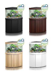 Juwel Trigon 190 LED Aquarium mit Unterschrank Komplettaquarium mit Zubehör