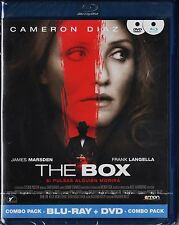 THE BOX.  BLU-RAY y DVD. Tarifa plana (España) en envío, 5 €.