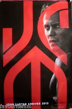 Cinema Poster: JOHN CARTER 2012 (One Sheet Advance) Taylor Kitsch Willem Dafoe