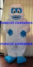 New Special yeti Mascot Costume figure ice bigfoot snowman Character monster.