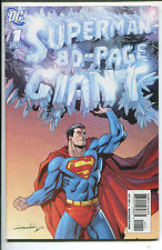 Superman 80-Page Giant #1 - Cold - 2010 (Grade 9.2)