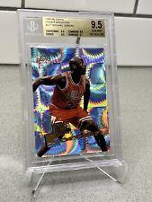1995-96 Topps Power Booster #277 Michael Jordan BGS 9.5 Gem Mint Rare