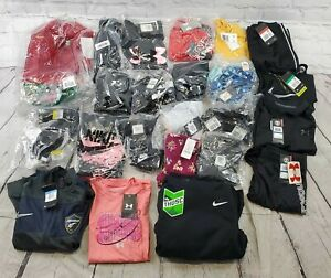 Lot of 23 New/NWT Assorted Brands Youth Clothing Items in Mixed Sizing  -BBJ1522