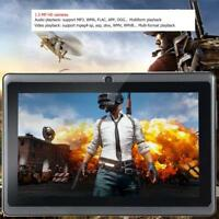 7 Zoll Android Tablet PC  Mediapad Quad Core 4GB ROM 512MB RAM TFT HD Kamera