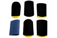 Power-Tec 92328 Sanding Block Kit - 6Pc - Six Shapes For Many Applications