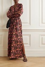 Matteau Open Back Maxi Dress Size 1