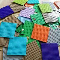 LEGO -  Plate 16 x 16 (X10 PC'S PER ORDER ) Mix Surprise Colour Part Pack 91405