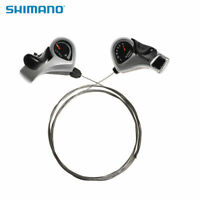 SHIMANO Bike Tourney SL-TX50 Index Thumb Bicycle Shifters Shift Levers 3x7 Speed