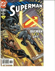 SUPERMAN 1987 2ND SERIES CROSSOVER #168 MAY 01 BY JOSEPH LOEB 9.9 MINT BRAND NEW