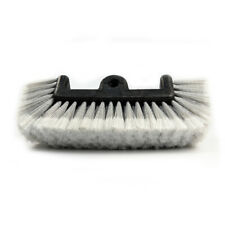 "CARCAREZ 12"" Quad Car Wash Brush Bristle Super Soft Heavy Duty Clean Truck SUV"