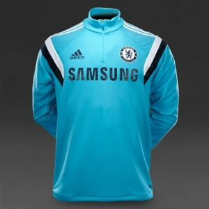 Adidas Original Herren CF Chelsea Trainingsanzug 2015/2016,Gr:XXL, Neu