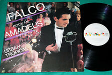 "Falco - Rock me Amadeus  BRAZIL Rare 12"" Lp 1985"