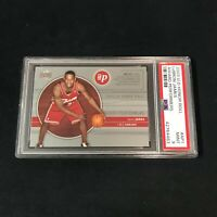 2003 UD Honor Roll Award Performers AP1 LEBRON JAMES RC PSA 9  ~AA4-463