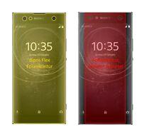 2x Schutzfolie für Sony Xperia XA2 Ultra inkl. Rundung Flex Folie dipos Display
