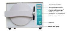 TECHTONGDA 110V 1100W Full Automatic Autoclave Steam Sterilizer 18L