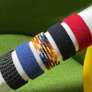 Geflochtenes Armband für Apple Watch Series 1- 6 & SE Solo Loop Sport Armband