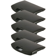 5X Battery Back Door Case Cover Repair Parts for Sony PSP 1000 Black