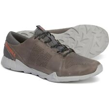 New Men`s Merrell Versent Kavari Lace LTR Leather Casual Sneakers J93871 J93865