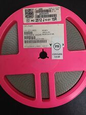 x4000pcs **NEW** YAGEO, RC2512JK-0715R , Resistor Thick Film 2512 15 Ohm 5% 1W