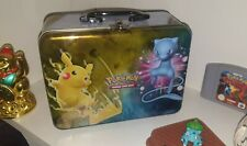 POKEMON 2017 Collector's Chest Pikachu & Mew Tin Shining Legends