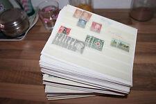 BRD gestempelt 118 Pappen aus Nr. 156 bis 679