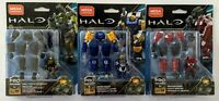 Choose your Mega Construx Halo Pro Builders Exosuit Figure Set!! FREE SHIPPING!