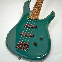 EDWARDS HEB-95 Green Used Alder Body Maple Neck Rosewood Fingerboard w/Soft Case