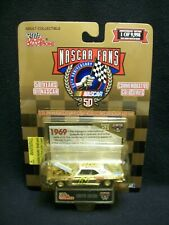 Racing Champions 50 Years of Nascar Gold Commemorative 1969 Chevy Camaro Ltd.