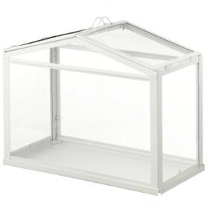*New* SOCKER  Greenhouse, white in/outdoor 701.866.03 *Brand IKEA*
