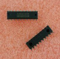 10X TI SN74HCT245N BUS TRANSCEIVER,SINGLE,8-BIT,HCT-CMOS,DIP,20PIN