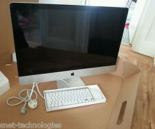 Apple iMac Intel Core i7 3,4 Ghz 4 to 16Gb 256 Go SSD 27 po FINAL CUT STUDIO autres iMac