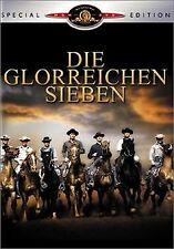 Die glorreichen Sieben [Special Edition] von John Sturges   DVD   Zustand gut