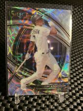 Tim Anderson 2020 Panini Select Silver Scope SP. Chicago White Sox