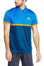 New Mens Adidas Originals Essential Climalite  Polo T-Shirt Top Tennis Top