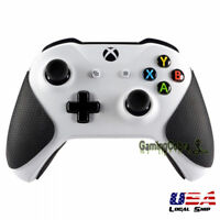 Black Anti-skid Left Right Grips Decal Skin for Xbox One & S Controller Sticker
