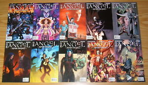 Angel #1-44 VF/NM complete series + annual - buffy vampire slayer spin-off B set