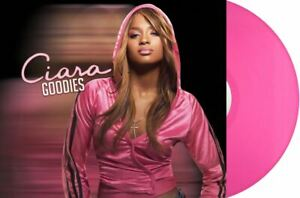 Ciara - Goodies Exclusive Limited Edition Pink Colored 2x Vinyl LP