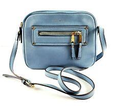 Liz Clairborne Blue Bag Pocketbook Cross Body Adjustable