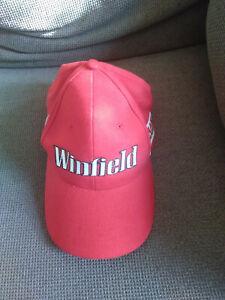 williams F1 winfield  team baseball cap