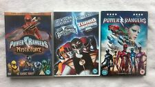 POWER RANGERS MYSTIC FORCE COMPLETE SERIES SEASON DVD RARE 6 + MOVIE 1 2 REMAKE